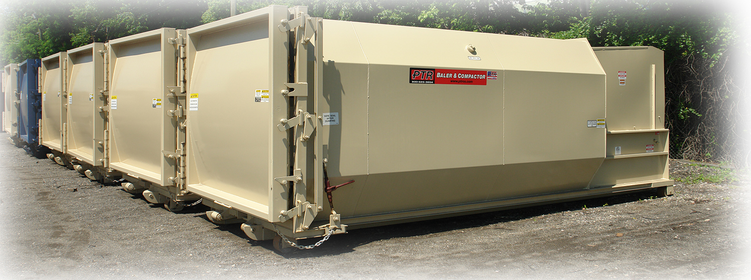 PTR Baler and Compactor Company - Parts and Services Catalog on